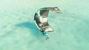 Kitesurfing Deep Water Self Rescue