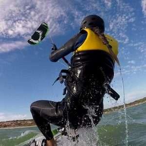 Beginner Kitesurfing Lessons