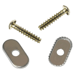 Airush Surfboard Footstrap Screws and Washers