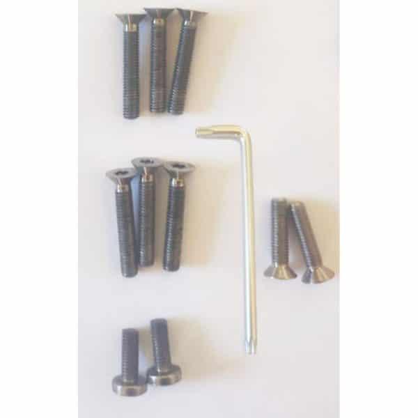 Hydrofoil-m6-screw-set