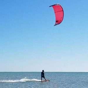 Kitesurfing Lessons Pinnaroo Point